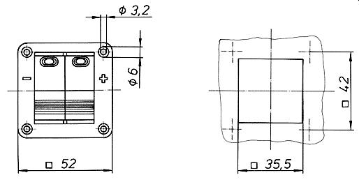LS-Klemmbuchse 520 5601