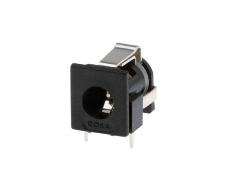 DC Socket for PCB (soldered)-ROKA 520 2580