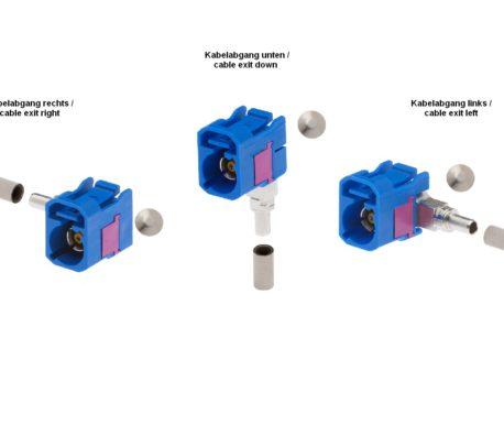 Winkelkuppler fix Low-Loss 3.3-ROKA 520 87x C