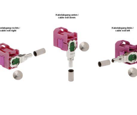 Winkelkuppler fix Low-Loss 3.3-ROKA 520 87x H